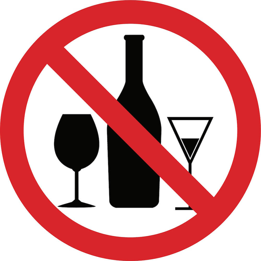 Image result for no drinking