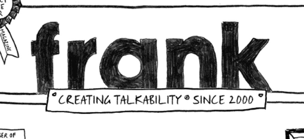 Frank PR logo