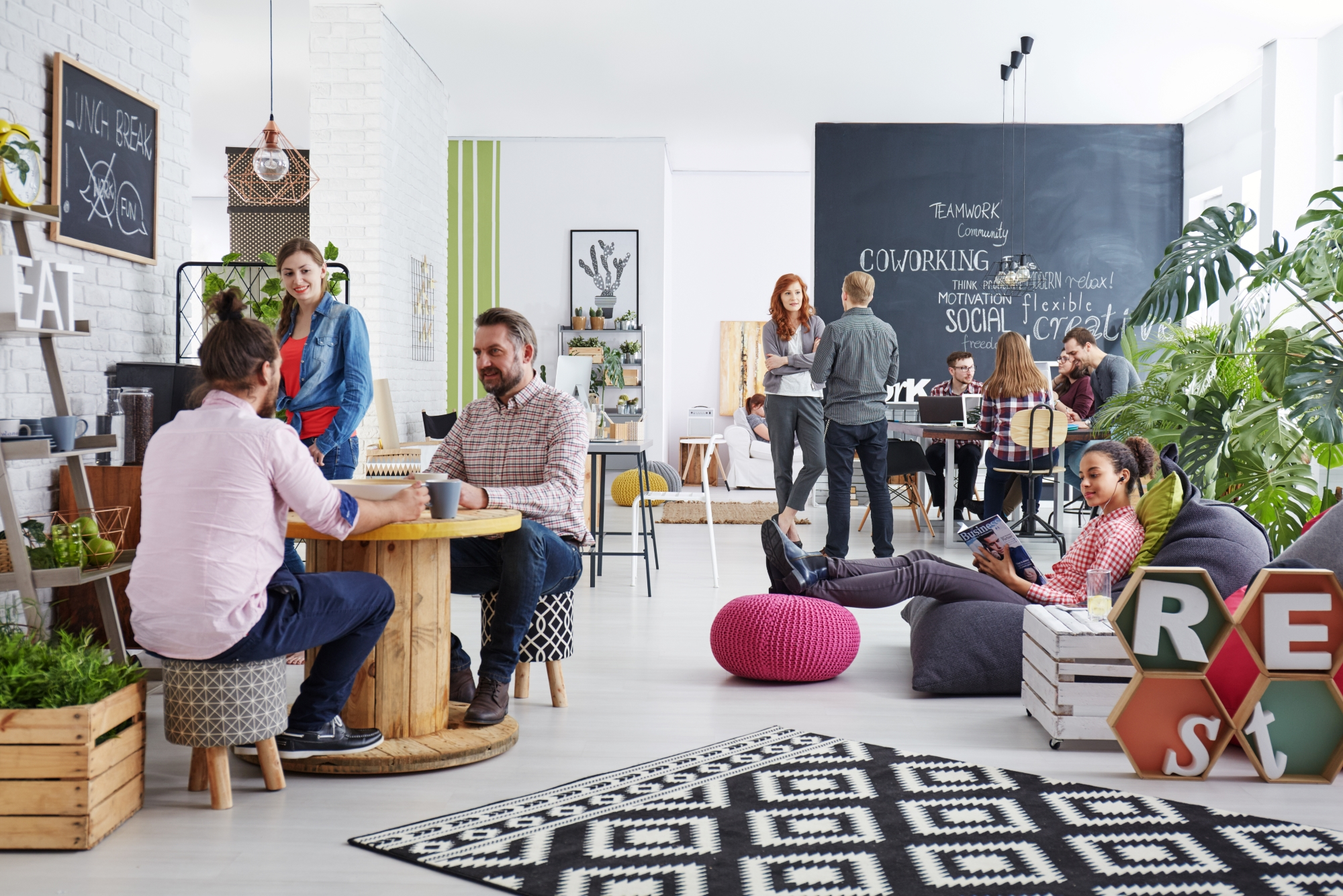 Future of Coworking Spaces
